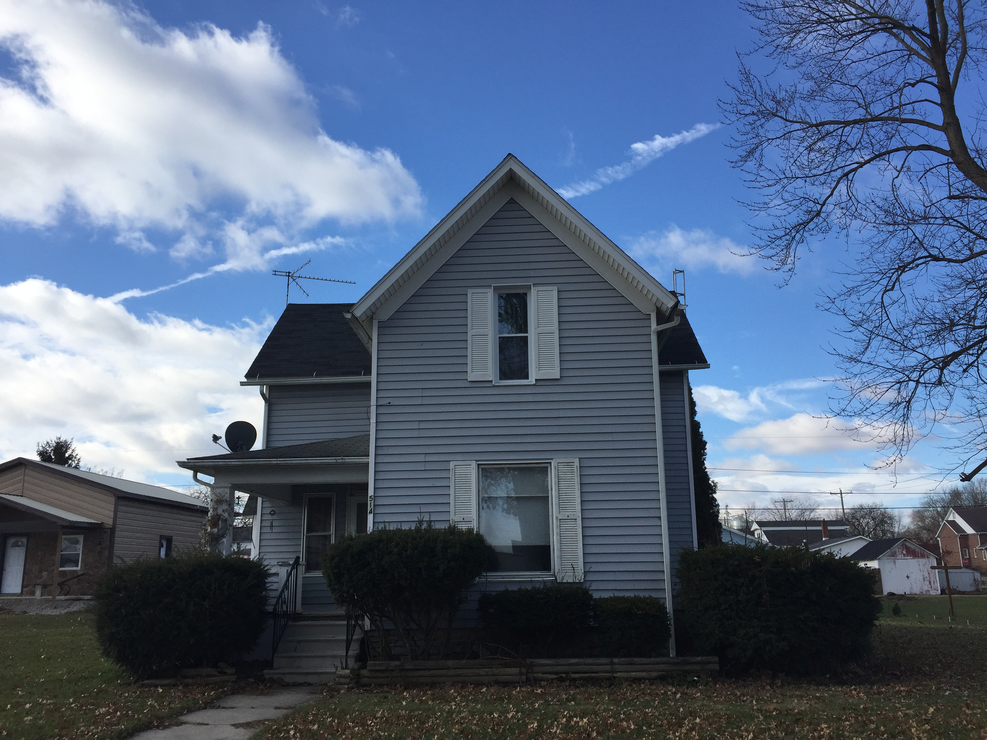 514 N Jefferson St. Berne, IN 46711